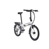 tern Link D8 DR - Vélo pliant - gris/blanc